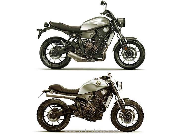 Click Image For Larger Version Name Yamaha XSR700 Kentauros 2
